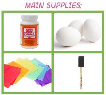 Main Supplies