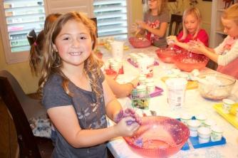 Winter Holiday Giftmaking Soap Making