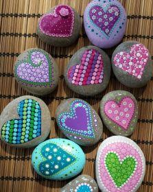 Feb 9: Painted Rock Mandalas